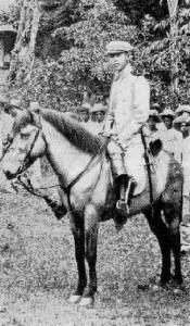 General Gregorio del Pilar on Horseback.