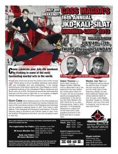 Master Joe Tan Seminar Kali Arnis Eskrima Vinas Tapado