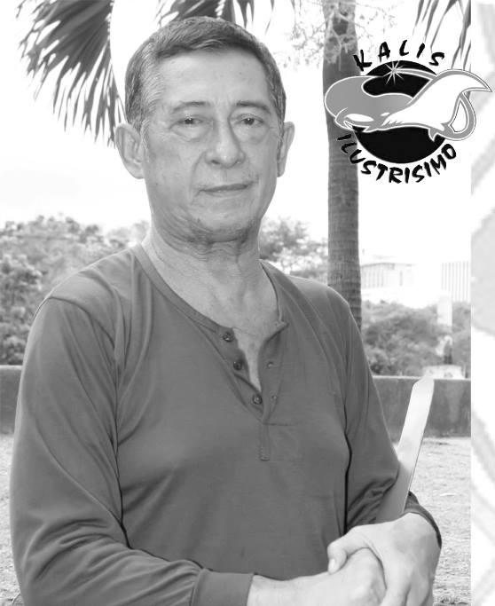 Master Tony Dieg Ilustrisimo Kalis