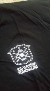 KM Shirt Front