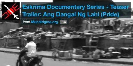Eskrima Documentary  2