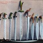 dp - moro weapons, island of mindanao