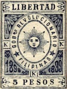 Philippine Revolution Sun